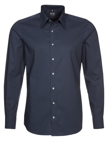 OLYMP LEVEL 5 BODY FIT - Zakelijk overhemd - dark blue