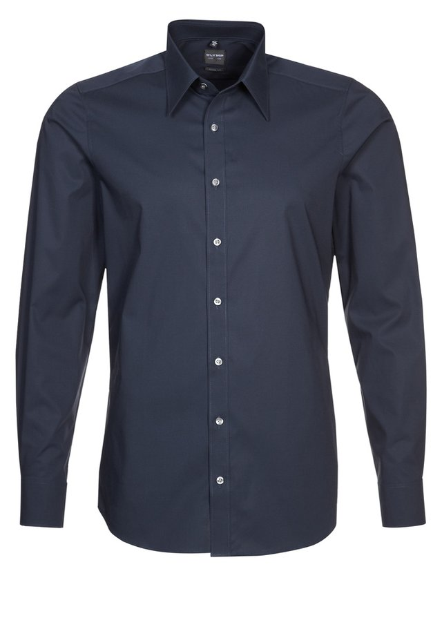 OLYMP LEVEL 5 BODY FIT - Camicia elegante - dark blue