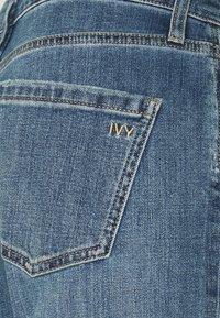 Ivy Copenhagen - FREJA - Jeans straight leg - denim blue - 2