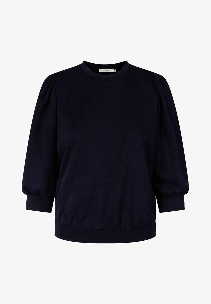 Riccovero - Sweatshirt - navy