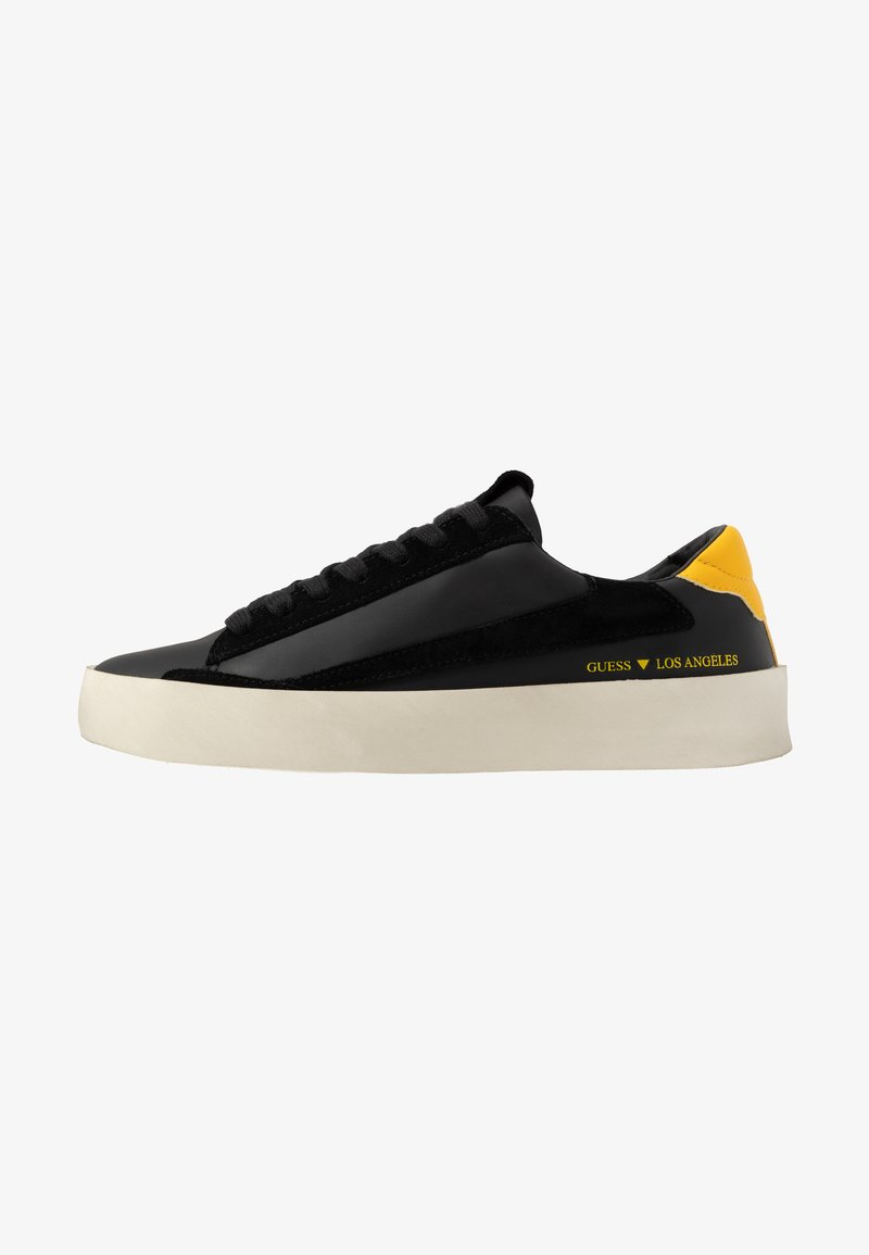 Guess - FIRENZE - Trainers - black