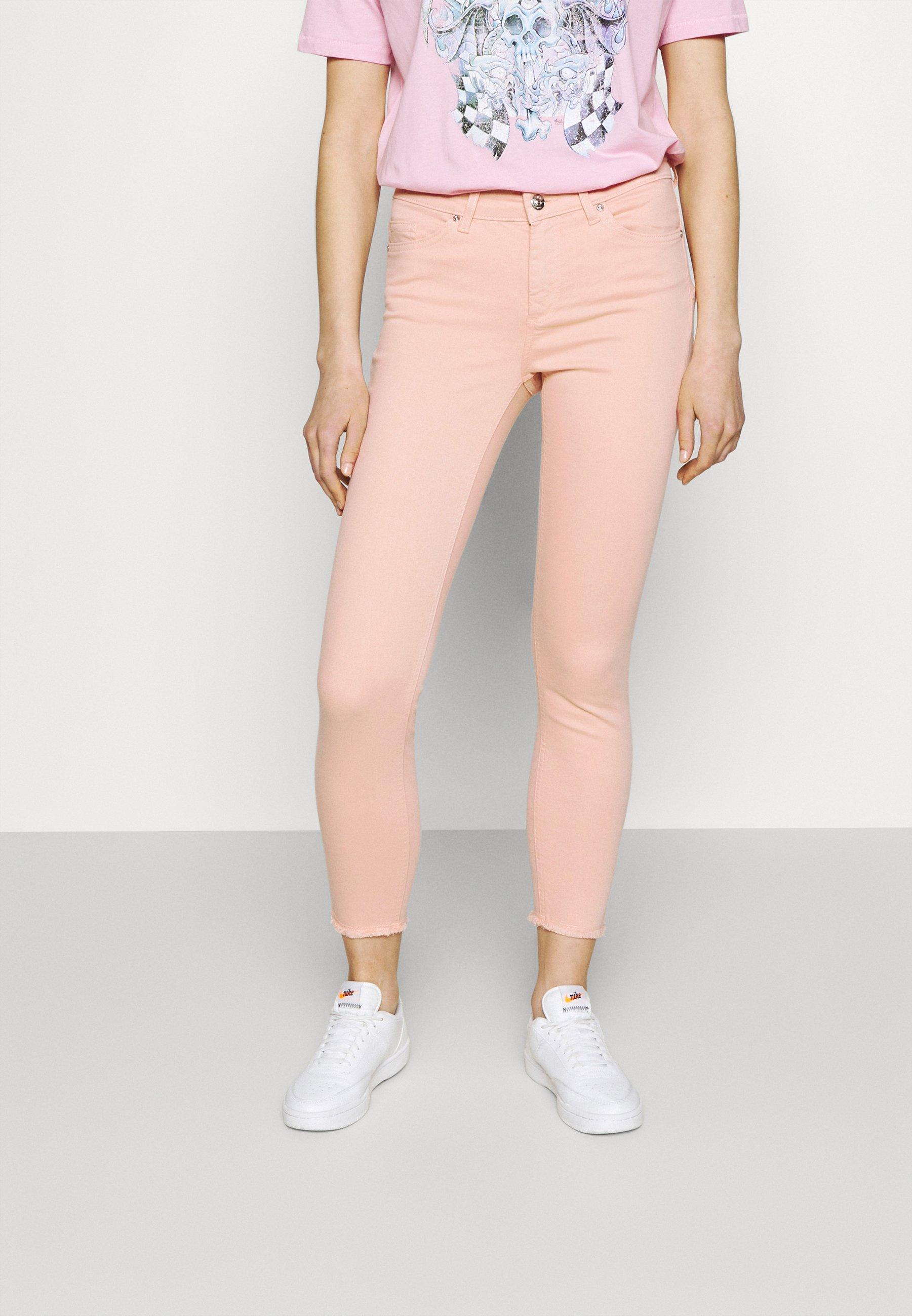 Women ONLBLUSH LIFE ANKRAW - Jeans Skinny Fit