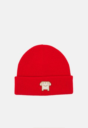 BEANIE - Beanie - red bright