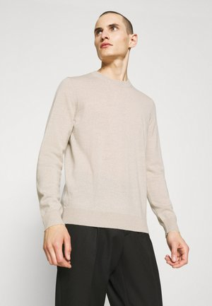 TED - Svetr - light khaki