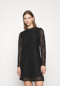 Vero Moda - VMBETTY DRESS - Cocktail dress / Party dress - black - 0
