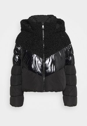 MIXMEDIA - Winter jacket - black