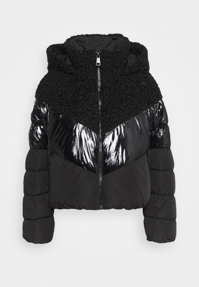 MIXMEDIA - Winter jacket - black