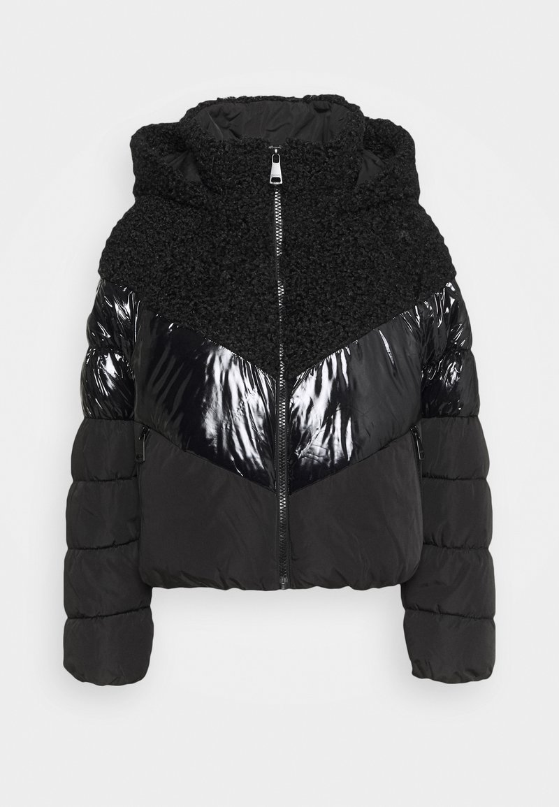 DKNY - MIXMEDIA - Winter jacket - black