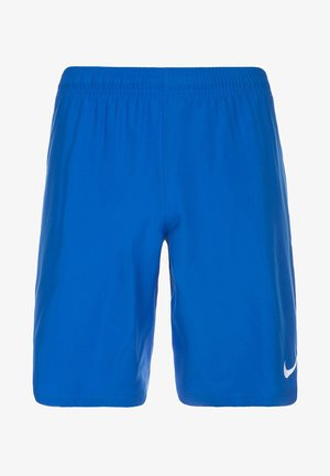 Shorts - royal blue / white