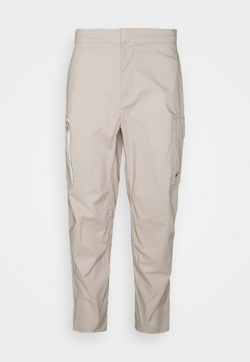 Nike Sportswear - UTILITY PANT - Cargo trousers - cream/sail/ice silver