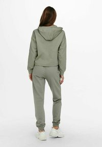 ONLY - ONLDREAMER LIFE NOOS - Tracksuit bottoms - shadow - 1