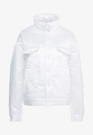 Allvädersjacka - white