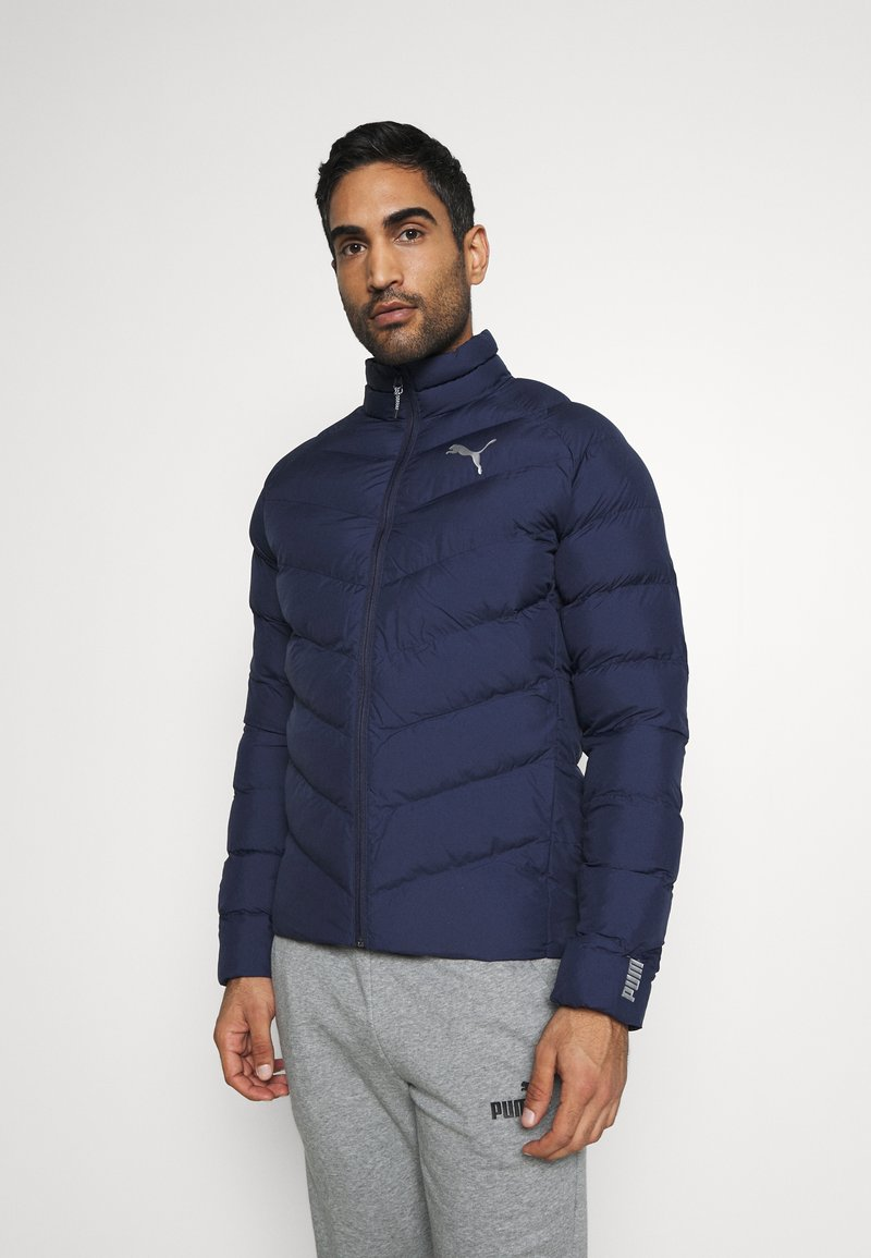 Puma - WARMCELL LIGHTWEIGHT JACKET - Winter jacket - peacoat