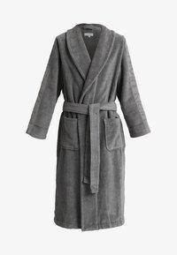 Calvin Klein Underwear - ROBE - Dressing gown - grey - 4