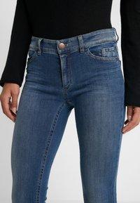 Marc Cain - Jeans slim fit - blue denim - 3
