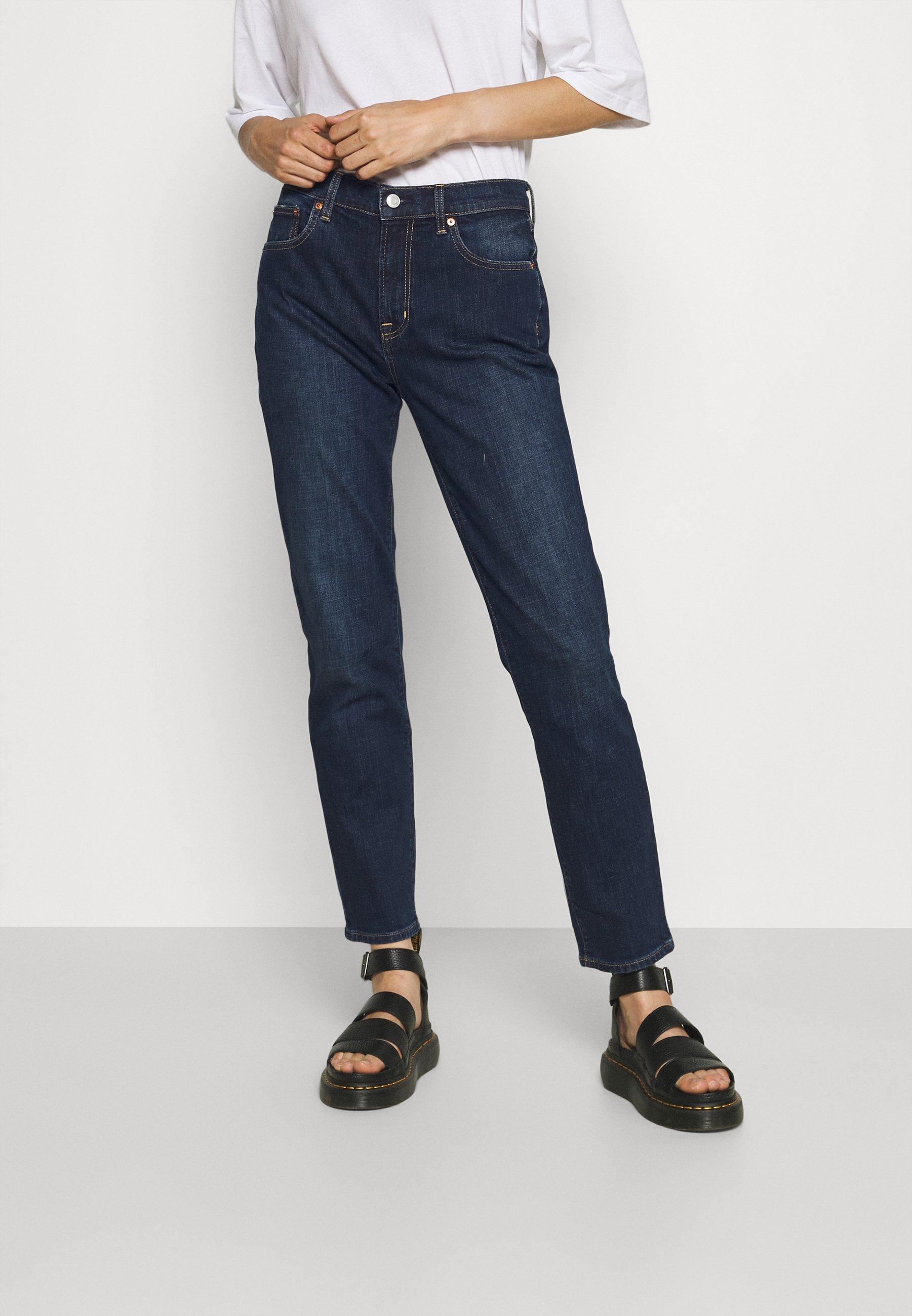 Women RINSE HADLEY ROLL - Straight leg jeans