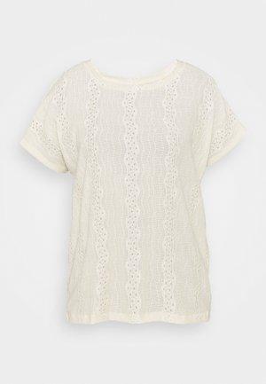 VMLUCYAVA TALL - Print T-shirt - birch