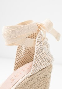 Office Wide Fit - MARMALADE WIDE FIT - High heeled sandals - natural - 6