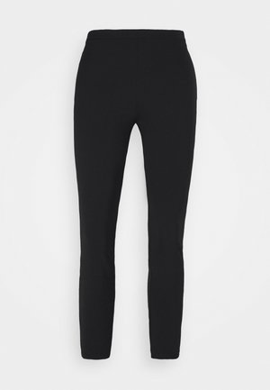BRUSCO PANTALONE TECNICO STRETCH - Leggings - Trousers - black