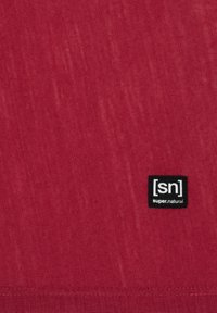 super.natural - YOGA - Print T-shirt - rubinrot - 2