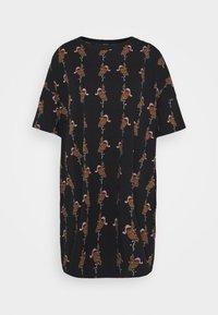 Monki - TOONIE - Noční košile - black - 0