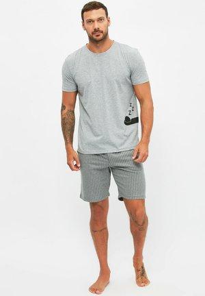 SET - Pyjama bottoms - grey