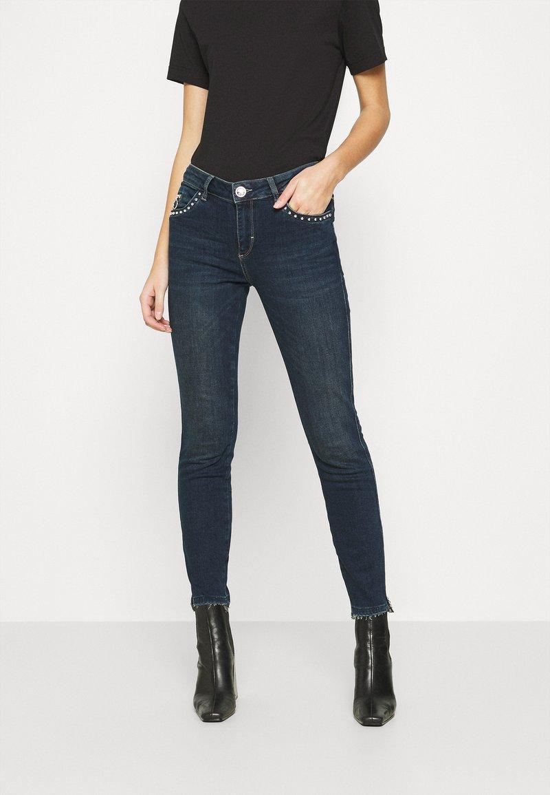 Mos Mosh - SUMNER SAZZ  - Jeans Skinny Fit - blue