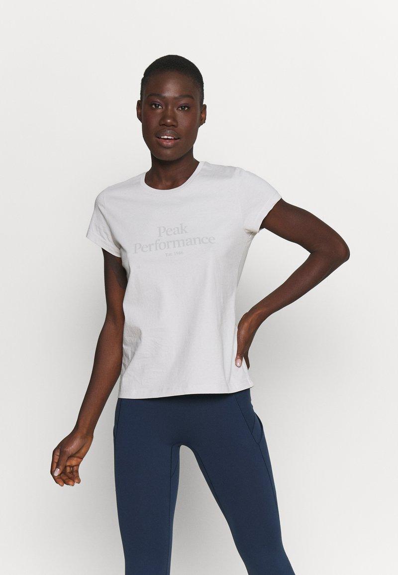 Peak Performance - ORIGINAL TEE - Print T-shirt - antarctica