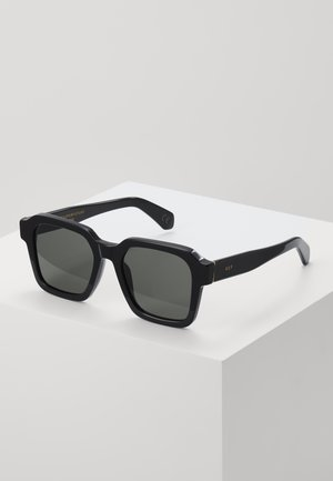 VASTO HAVANA RIGATA - Sunglasses - black