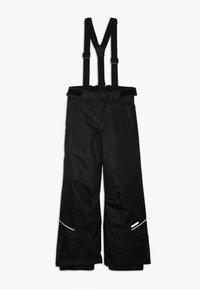 Icepeak - CARTER - Spodnie narciarskie - black - 0