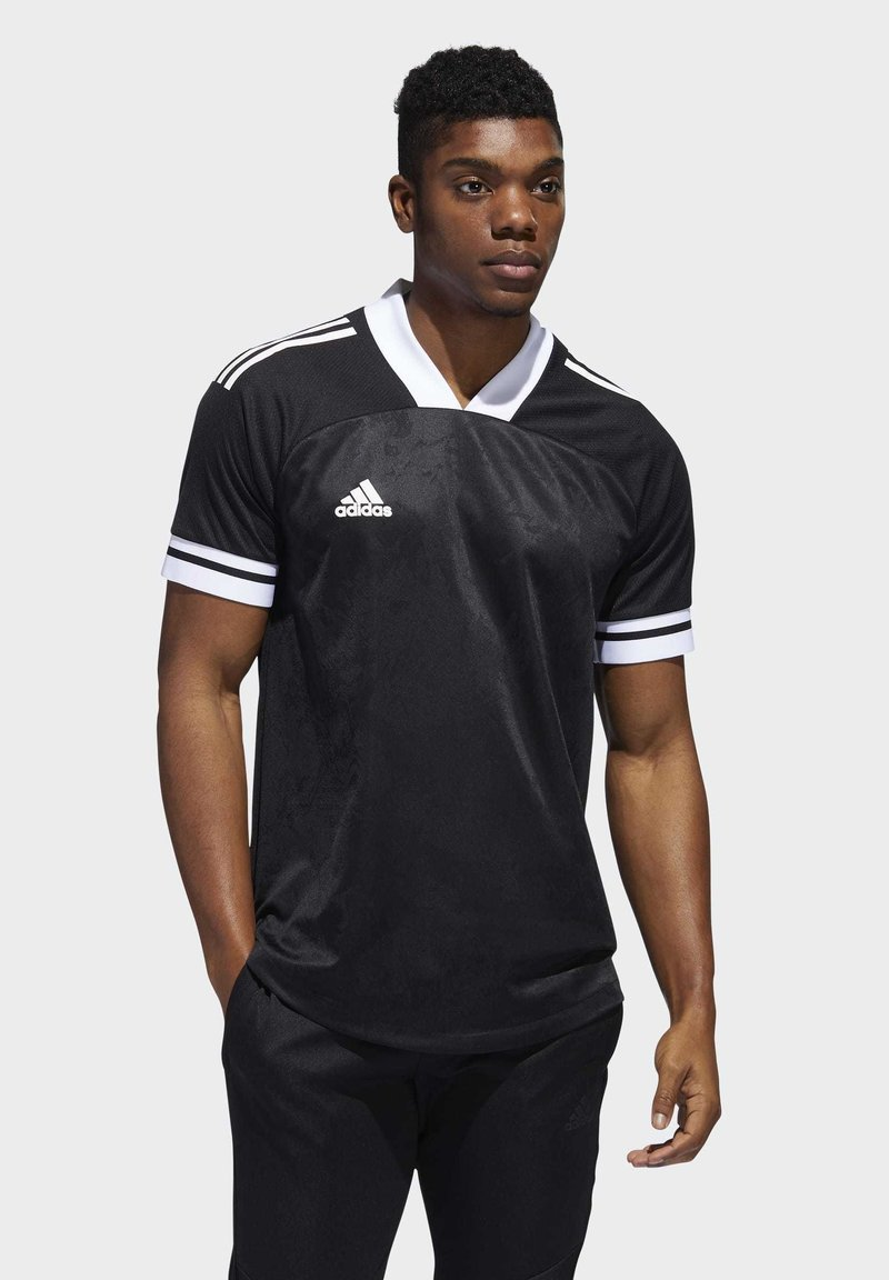 adidas Performance - CONDIVO 20 JERSEY - Print T-shirt - black