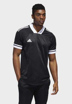 CONDIVO 20 PRIMEGREEN JERSEY - T-shirt imprimé - black