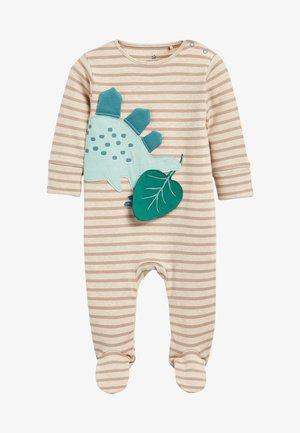 Sleep suit - brown