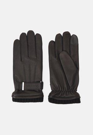 RIVET GLOVES - Gloves - black