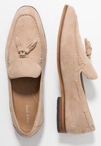 Pier One - Nazouvací boty - beige - 1