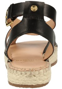 Sansibar Shoes - SANSIBAR - Outdoorsandalen - schwarz 1 - 6