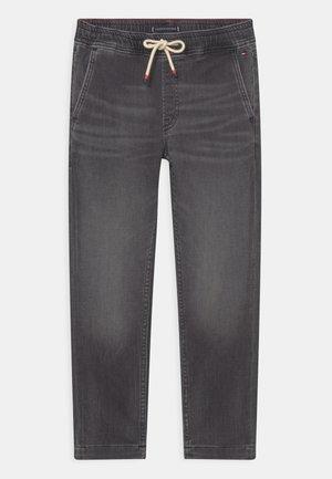 PULL ON  - Kalhoty - grey denim