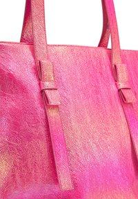 myMo at night - Tote bag - pink - 3