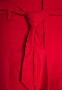 Lauren Ralph Lauren - PANT - Trousers - orient red - 2