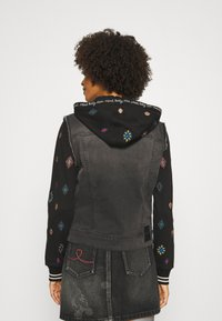 Desigual - CHAQ LIVERPOO - Denim jacket - blue - 2