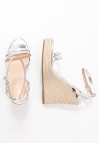 Even&Odd - High heeled sandals - silver - 3