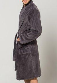 CAWÖ - LAGO  - Dressing gown - anthrazit - 1