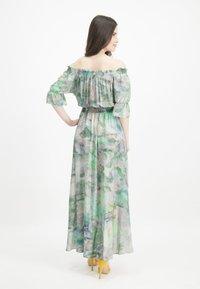Nicowa - NERMINI  - Maxi dress - green - 2