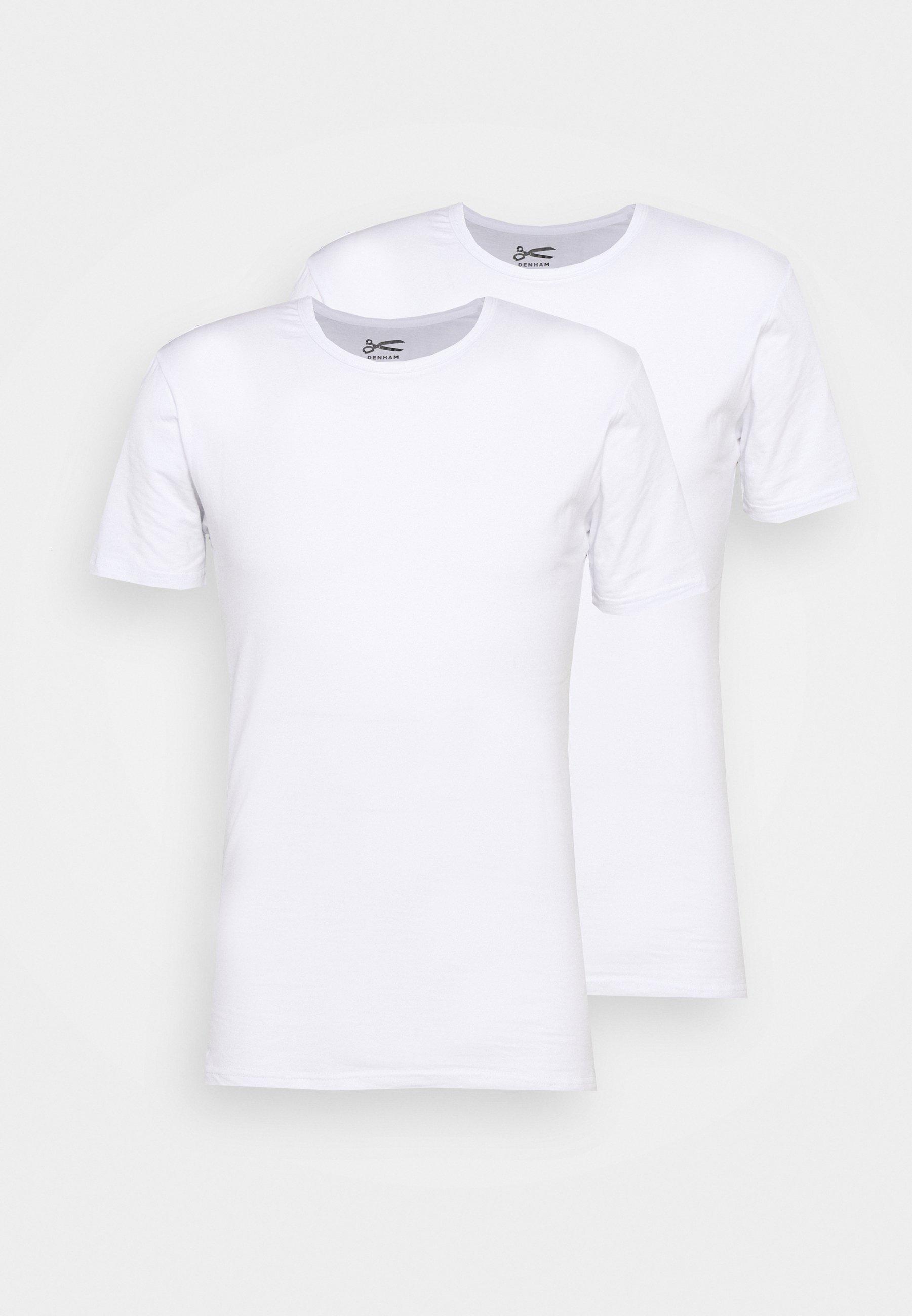 Homme UNDERWEAR BACO 2 PACK - T-shirt basique