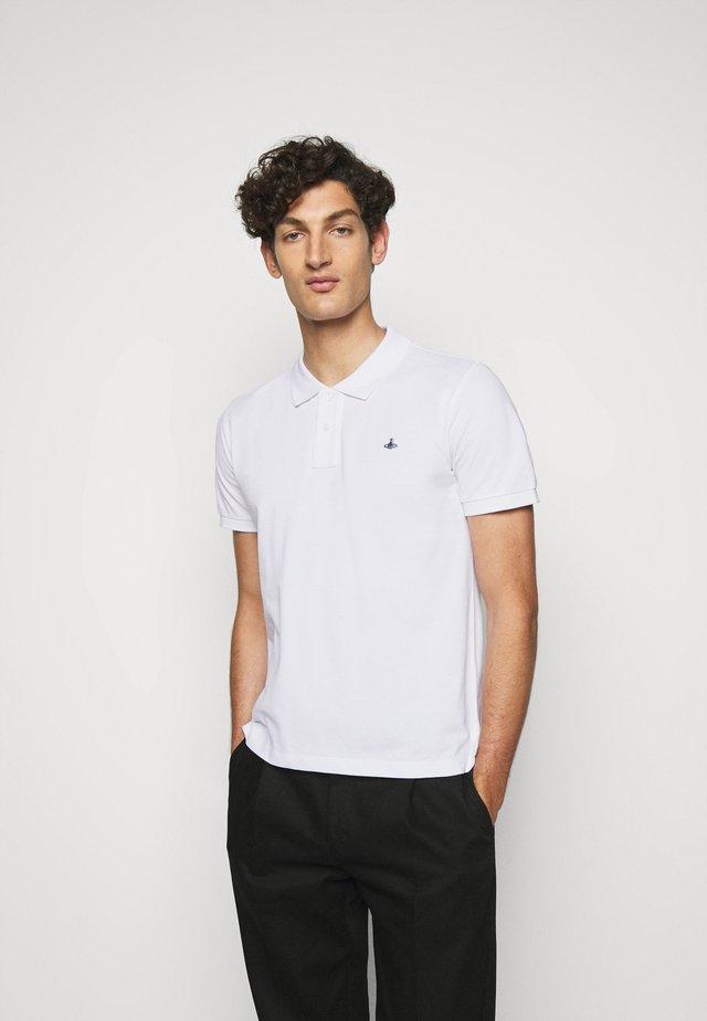 CLASSIC - Koszulka polo - white