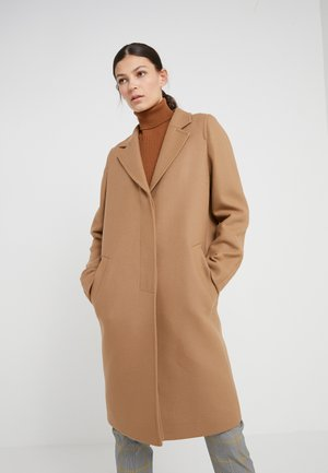 OLUISE - Classic coat - light/pastel brown