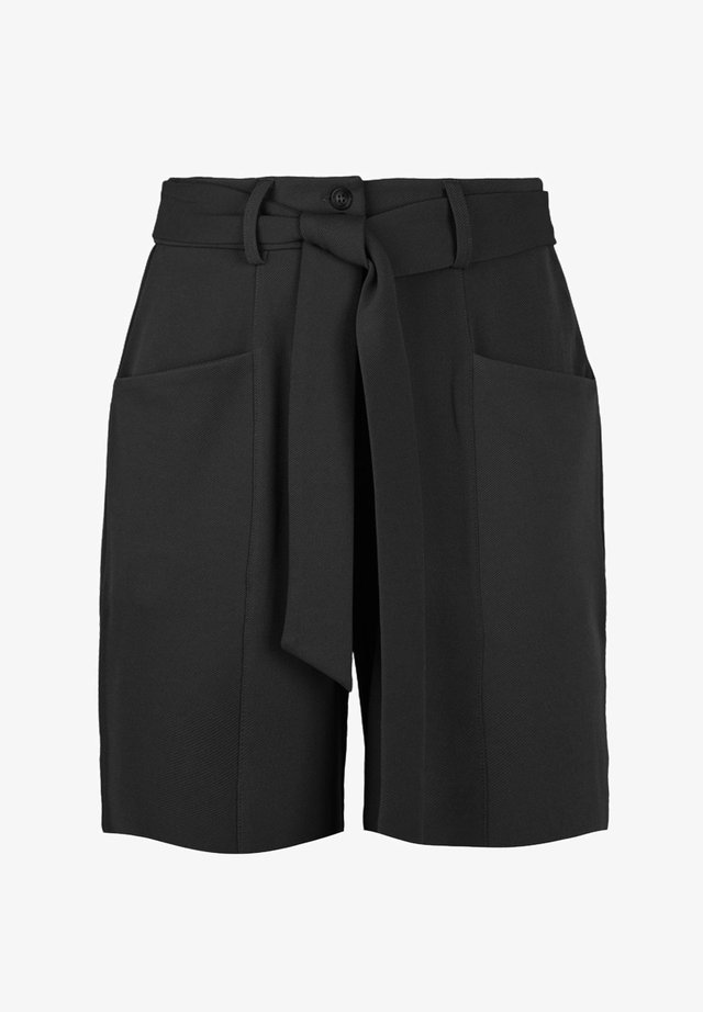 YASELVA - Shorts - black