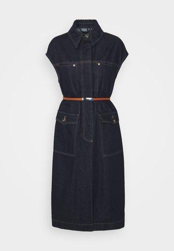 FANFARA - Denimové šaty - nachtblau