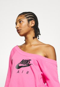 Nike Sportswear - AIR CREW  - Sweatshirt - pinksicle/black - 3