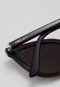Prada - Sunglasses - havana - 4